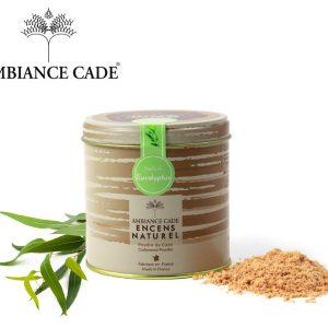 Poudre de cade parfum Ecalyptus