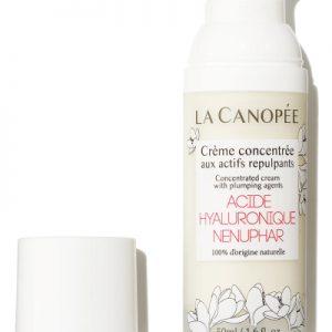Crème concentrée en acide hyaluronique repulpante