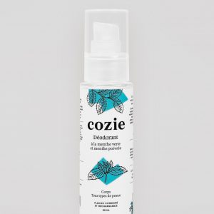 Déodorant Zéro déchet Cozie