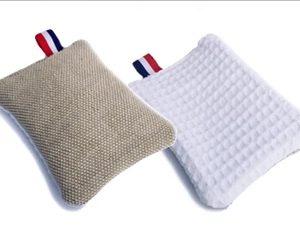 Coton absorbant/ Jute grattant
