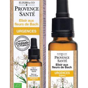 Elixir De fleurs de Bach, Compte-gouttes - Urgence