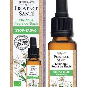 Elixir De fleurs de Bach, Compte-gouttes - Stop tabac