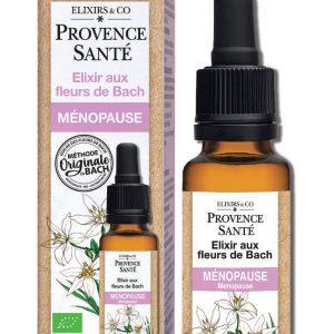 Elixir De fleurs de Bach, Compte-gouttes - Ménopause