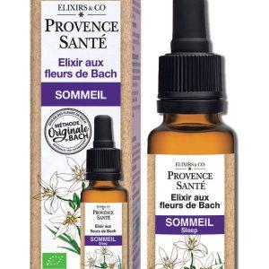 Elixir De fleurs de Bach, Compte-gouttes - Sommeil