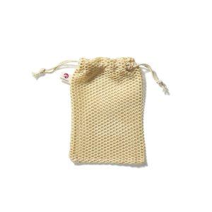 Filet de lavage, rangement ou de transport en coton Bio
