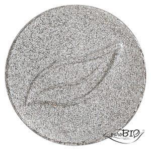 Fard à paupières irisé – Gris clair irisé –