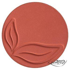 Blush (fard à joues) – Teinte 4, brique mat – en boîte ou recharge